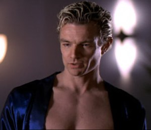 James Marsters as Charlemagne Bolivar